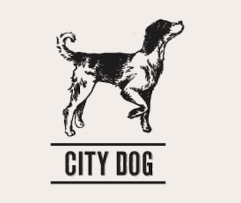 city dog logo new