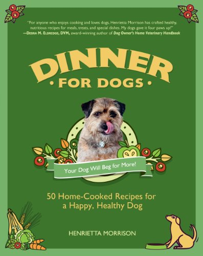 Book Review Dinner for Dogs